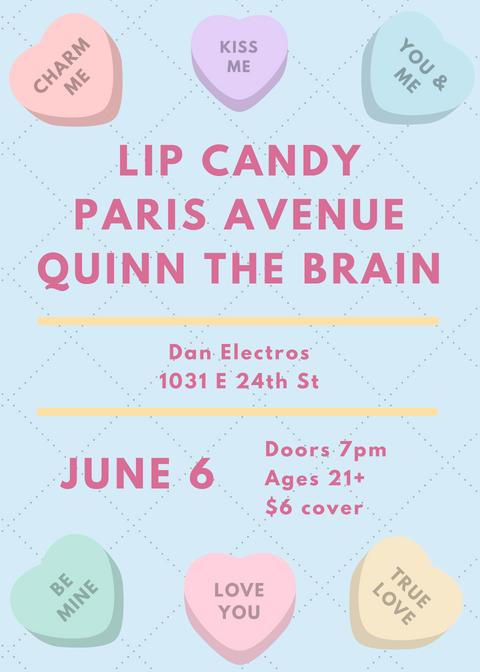 quinn the brain, dan electros